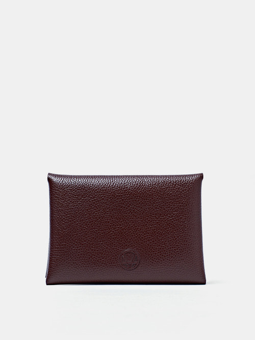 MULTI CARD WALLET (Embo Burgundy)